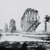 Construction of the Forth bridge