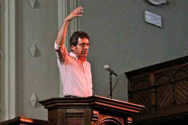 monbiot as vicar